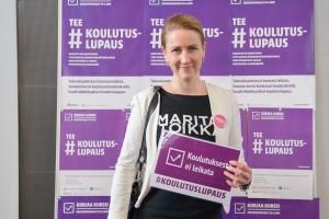 MaritaToikka_Kokoomus_KaakkoisSuomi